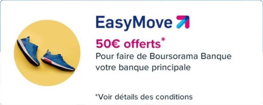 Mobilité bancaire EasyMove
